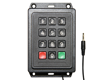 MedeaWiz DV-S1 Sprite pushbutton keypad accessory